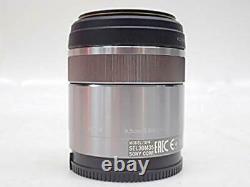 SONY single focus lens E 30mm F3.5 Macro SEL30M35 for APS-C for Sony Emount i-15