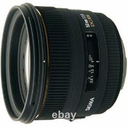 Sigma Single-Focus Standard Lens 50Mm F1.4 Ex Dg Hsm Pentax For Full-Size Corres