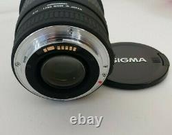 Sigma Single-Focus Wide-Angle Lens 28Mm F1.8 Ex Dg Aspherical Macro Full-Size Co