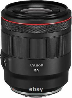 Single focus standard lens RF50mm F1.2L USM Canon From Stylish anglers Japan