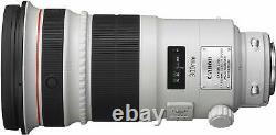 Single focus telephoto lens EF300mm F2.8L IS II USM Canon From Japan