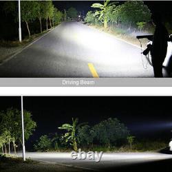 Slim 36'' inch 108W 4D Lens Led Work Light Bar Single Row Fog Driving Car Truck