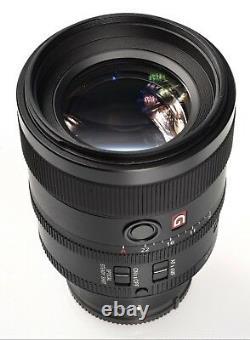 Sony Single-focus Lens Fe 100mm F2.8 Stf Gm Oss E-mount