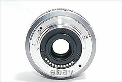 Used H-H020 Panasonic Lumix G 20mm Micro Four Thirds Pancake Lens Single Focus