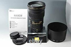 (Used) Nikon AF-S NIKKOR 300mm f/4E PF ED VR from Japan