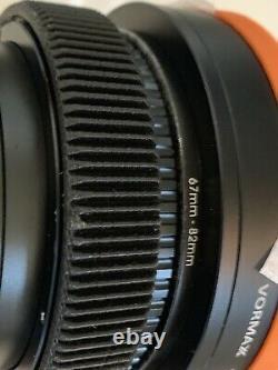 VORMAX 72mm 77mm Anamorphic Single focus Dual Focus Taking Lens SLRMagic M43