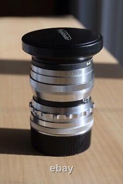 VoightLander Single Focus Lens ULTRON 35mm F1.7 Vintage Line Aspherical VM Mount