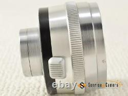 Voightlander NOKTON 50mm F1.5 for Prominent repaired EXCELLENT from J (10204)