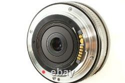 Voigtlande Voigtlander COLOR-SKOPAR 20mm F3.5 SL II Asph Canon EF Single Focus L
