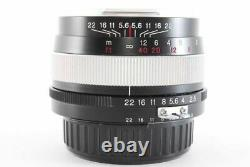Voigtlander COLOR-HELIAR 75mm F2.5 SL Ai-S Nikon Nikon F Mount Single Focus Lens