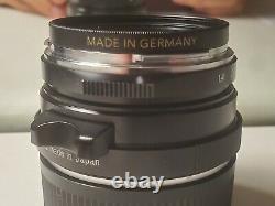 Voigtlander NOKTON Classic 35mm f1.4 II MC VM slightly used