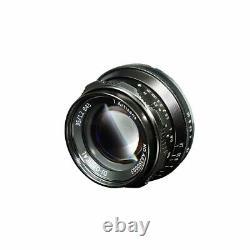 7artisans 35mm F1.2 Aps-c Manuel Single Focus Prime Len F Sony Canon Fuji Lumix