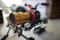 Anamorphic Lens Single Focus À F/1.4! 2x, Forte, Et Rapide, Lumière, Iscorama