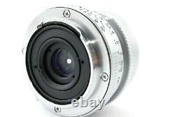 App/nearmintrollei Sonnar 40mm/f2.8 Hft Du Japon #0487