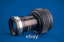 Bell Et Howell Anamorphic Lens Single Focus Intégré Avec Gears
