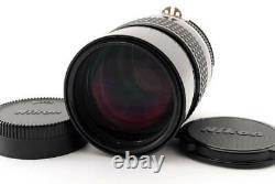 Belle Apparence Lumineuse Objectif De Mise Au Point Unique Nikon Nikon Ai-s Nikkor 135mm F2