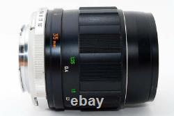 C'est Minolta Mcw. Rokkor Hh 35mm F / 1.8 Objectif Unique 684589
