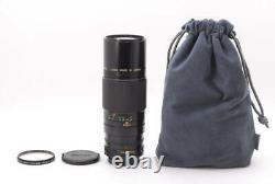 Canon Canon Nouveau Fd Macro 200mm F4 Macro Monofocus Telephoto Manuel