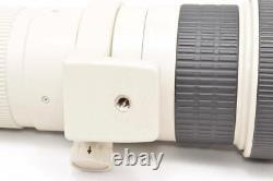 Canon Ef 400mm F/5.6l Usm Objectif Monofocus Supertelephoto Fedex Utilisé