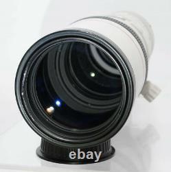 Canon Ef 400mm F/5.6l Usm Objectif Monofocus Supertelephoto Utilisé Japan A