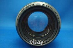 Canon Ef 50mm F/1.0 L Usm Large Angle Objectif De Visée Unique Pour Eos Ef Mount Mint #