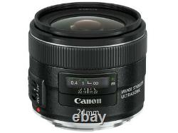 Canon Ef24mm F2.8 Is Usm Lens Japon Ver. Nouveau/liberté D'expédition
