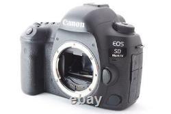 Canon Eos 5d Mark IV Ensemble D'objectifs Standard Et Téléphoto Et Monofocus
