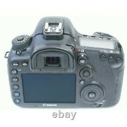 Canon Eos 7d Mark II Standard & Telephoto Single-focus Triple Lens