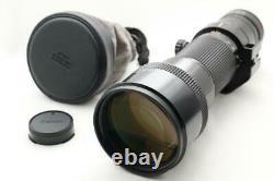 Canon Nouveau Fd 400mm F4.5 Super Telephoto Single Focus Lens Na75 966