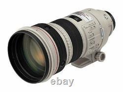 Canon One Focus Lens Ef 300mm F/2.8l Is Usm Ef-mount Pour Appareil Photo Utilisé Menthe