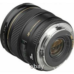 Canon Single Focus Lens Ef 20 MM F 2.8 Usm