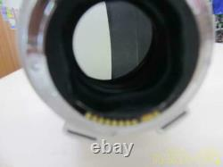 Canon Telephoto Objectif Monofocus Ef200/1.8lusm 12232