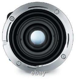 Carl Zeiss Biogon T 2.8 28 F2.8 28mm Zm Bk Noir Ems Avec Suivi Nouveau