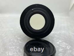 Fuji Ebc Fujinon W 35mm F1.9 Objectif Simple À Angle Quasi Grand Angle Avec Spécial
