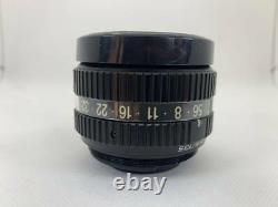 Fujifilm Fujinon-ex 135mm F 5.6 Objectif Grossissant Simple