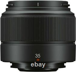 Fujifilm Single Focus Lens Xc35mmf2 16647434 Expédition Rapide Du Japon Nouveau