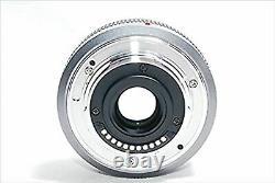 H-h020 Panasonic Lumix G 20mm Micro Four Thirds Pancake Lens One Focus