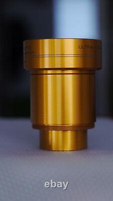 Isco One Focus Et Grand-angle Adapter. En-un Pour La Lentille Anamorphe, Iscorama 8z