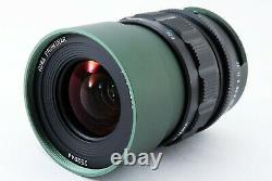 Kowa Prominar 25mm F/1.8 Objectif Vert Du Japon Près De Mint #461463a