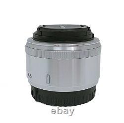 Menthe Avec Boîte Nikon Objectif Unique 1 Nikkor 18,5mm F/1.8 Argent Du Japon
