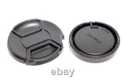 Minolta Haute Vitesse Apo Tele 200mm F2.8 (32) Téléobjectif Simple Focus Grand