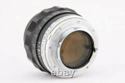 Minolta Mc-rokkor-pg 58mm F1.2 Minolta Appareil Photo Slr Objectif Unique Utilisé