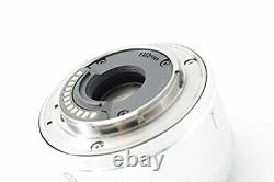 Mint Nikon 1 Nikkor 18.5mm F/1.8 Lentille Unique CX Format Argent Du Japon