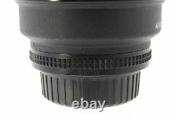 Mint/ Nikon Af 135mm F2 D DC Nikkor Lens Mf Slr Caméra De Cinéma Du Japon