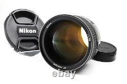 Mint Nikon Camera Lens Ai Af Nikkor 85mm F / 1.4 D If Véritable Japon A160