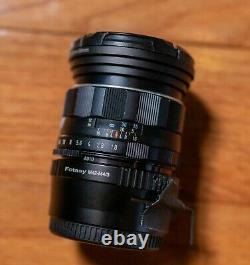 Mise Au Point Sur Mesure Unique Objectif Anamorphique Avec Super Takumar 55mm F1.8 Prise Lens (m42)