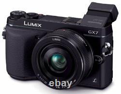 Moins Panasonic Mirror Single-lens Camera Lumix Gx7 Lens Kit Single-focus Lens Ac