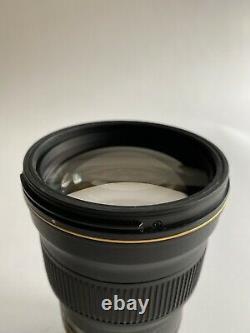 Nikon Af-s Nikkor 300mm F/4e Pf Ed Vr Lens Monofocus Noir