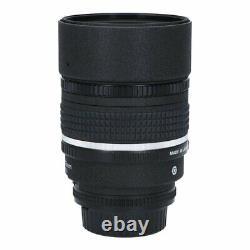 Nikon Af105mm F2d DC Objectif De Focalisation Unique