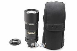 Nikon Ai Af-s Nikkor 300mm F/4d If-ed Black Single Focus Lens Pleine Taille Utilisée